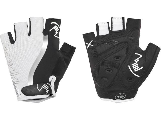 Roeckl Ivica Handschuhe weiß/schwarz